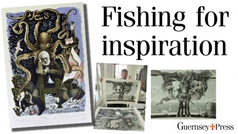 Fishing for inspiration